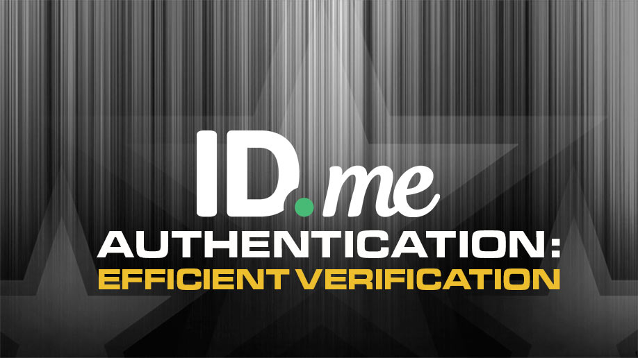 ID.me Authentication Efficient Verification